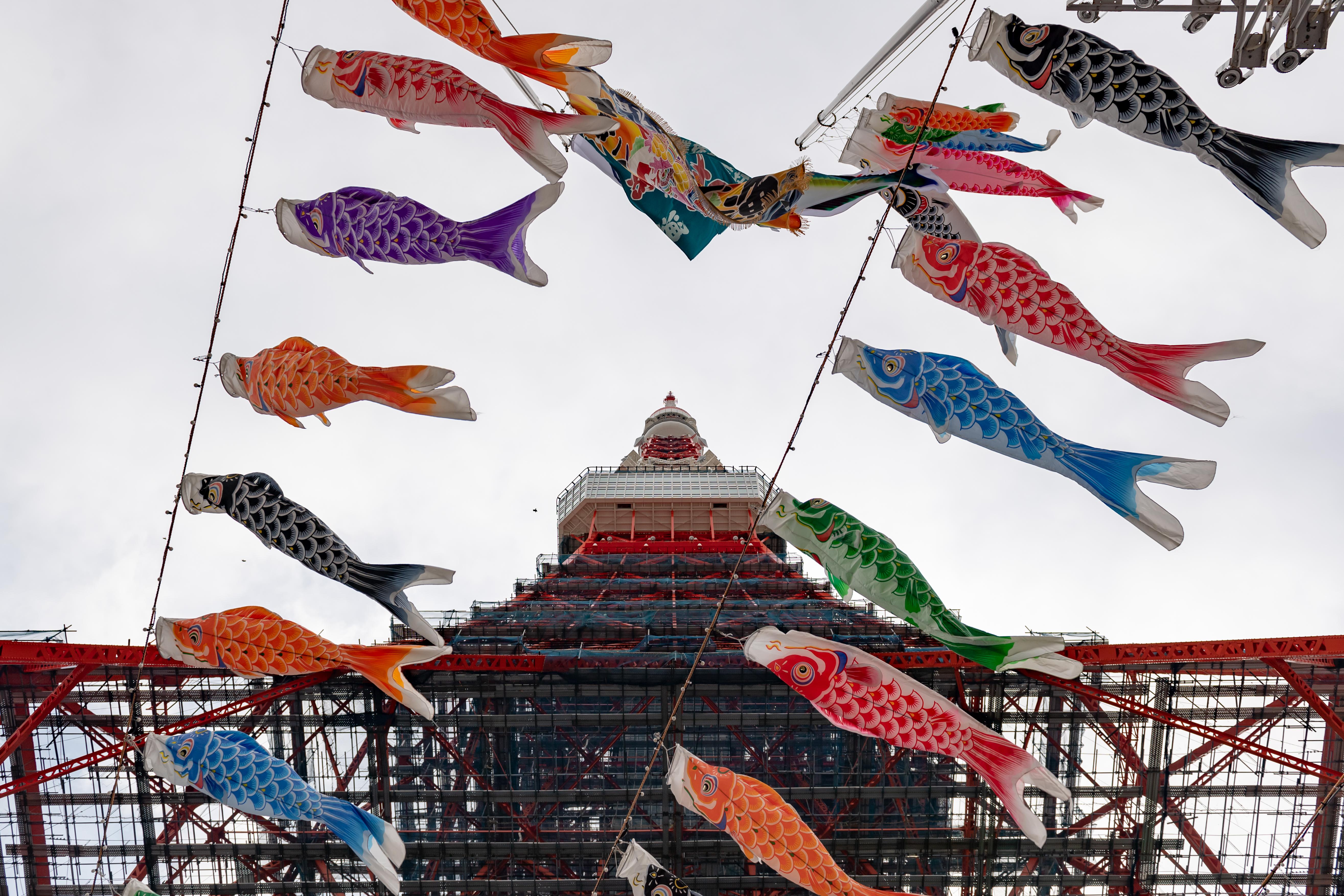 世界自閉症啓発デー 東京タワーブルーイベント